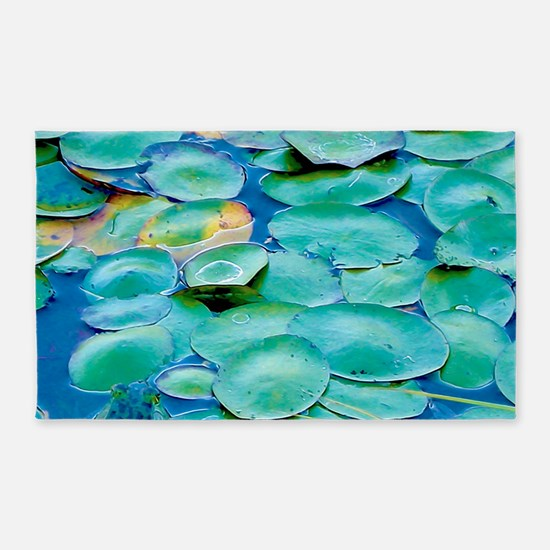 Lily Pads Area Rug