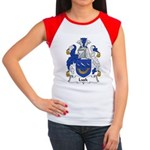 Lusk Family Crest Women's Cap Sleeve T-Shirt