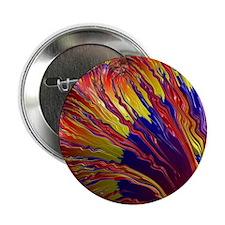 "Primary Colors Fractal Art 2.25"" Button"