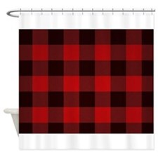 Unique Lumberjack t Shower Curtain
