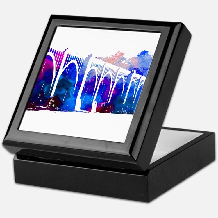 RVA Train Bridge Keepsake Box