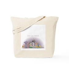 Cute Cool vegas Tote Bag