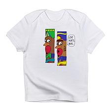Love Hurts! Infant T-Shirt