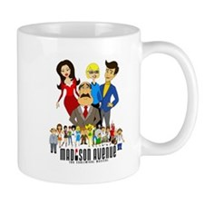 Madison Avenue The Subliminal Musical Mugs