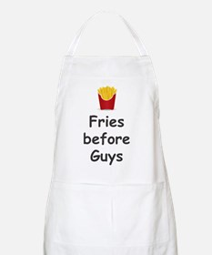 FRIES BEFORE GUYS Apron