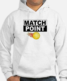 Game Set Match Tennis Jumper Hoody