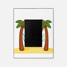 Personalizable Palm Trees Picture Frame