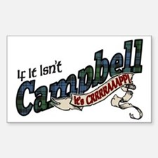 Campbell Decal