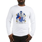 Lowndes Family Crest Long Sleeve T-Shirt