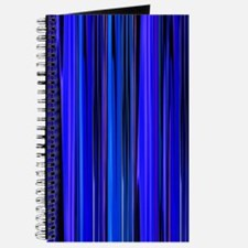Blue Stripes Journal