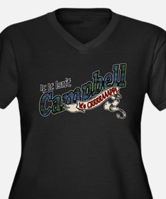 Campbell Plus Size T-Shirt