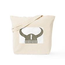 Vintage Viking Tote Bag