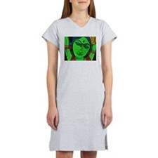 Throw my hands in the air Women's Nightshirt