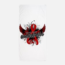 Blood Cancer Awareness 16 Beach Towel