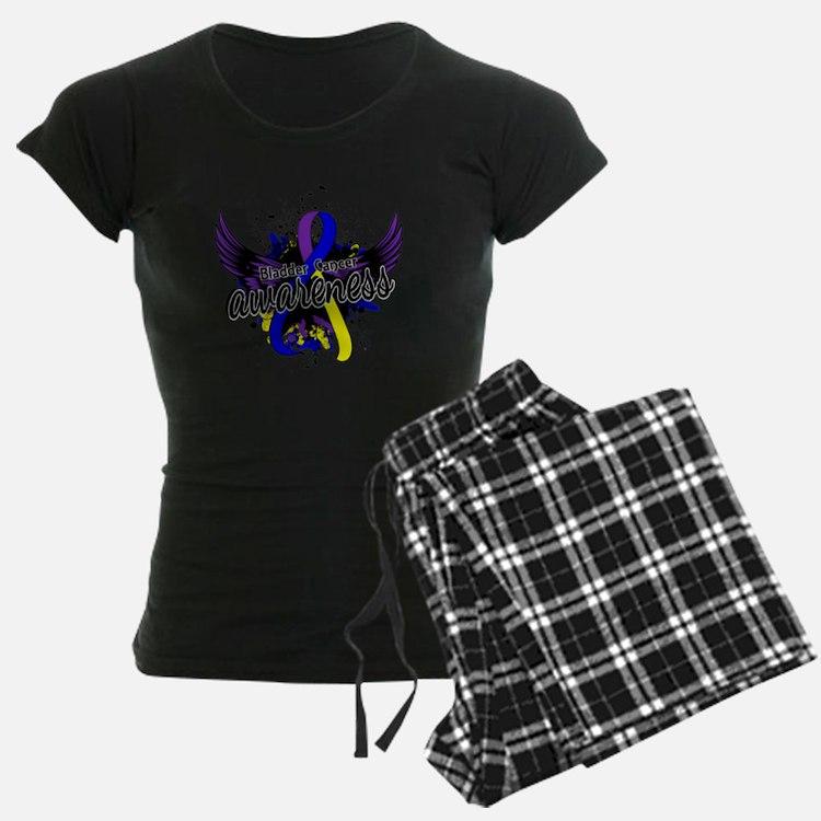 Bladder Cancer Awareness 16 Pajamas