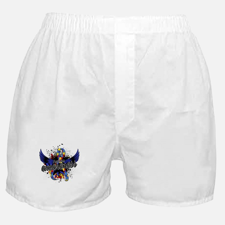 Autism Awareness 16 Boxer Shorts