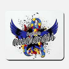 Autism Awareness 16 Mousepad