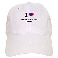 I love South Portland Maine Baseball Cap