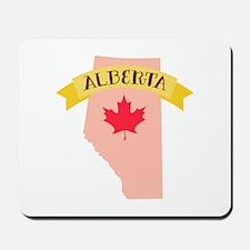 Alberta Mousepad