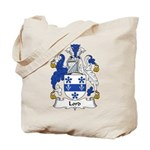 Lord Family Crest Tote Bag