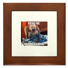 I'm still hungry Framed Tile