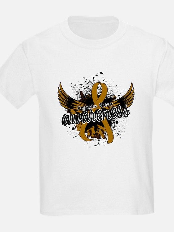Appendix Cancer Awareness 16 T-Shirt