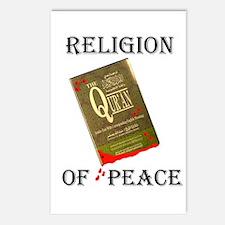 QURAN Postcards (Package of 8)