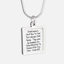 Lead By Example Necklaces