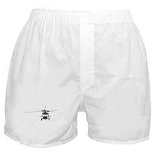 Black Hawk Boxer Shorts
