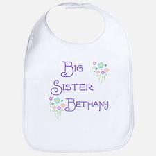 Big Sister Bethany Bib