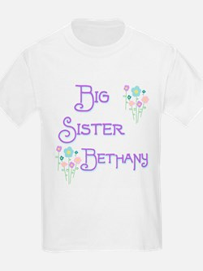 Big Sister Bethany T-Shirt