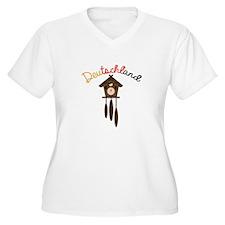 Deutschland Plus Size T-Shirt