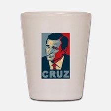 Ted Cruz (new and improved!) Shot Glass