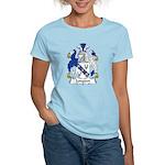 Longden Family Crest Women's Light T-Shirt