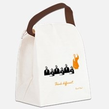 Rand Paul: Think Different Canvas Lunch Bag