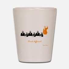 Rand Paul: Think Different Shot Glass
