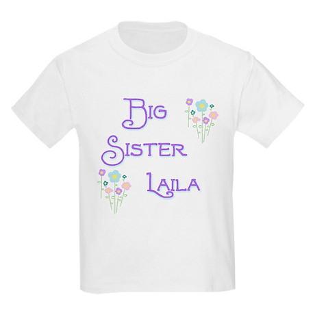 Big Sister Laila Kids Light T-Shirt