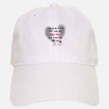 Sylvia Plath Quote Baseball Baseball Cap