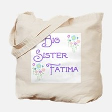 Big Sister Fatima Tote Bag