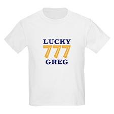Lucky Greg T-Shirt