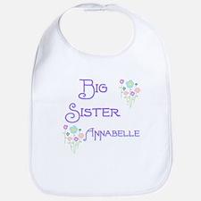 Big Sister Annabelle Bib