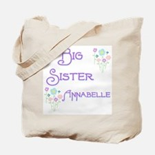 Big Sister Annabelle Tote Bag