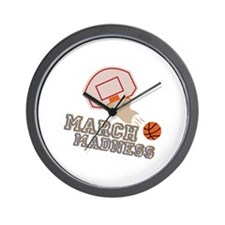 March Madness Wall Clock