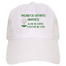 Rheumatoid Arthritis Awarenes Baseball Cap