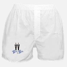 Mr.& Mr. Boxer Shorts