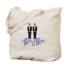 Mr.& Mr. Tote Bag