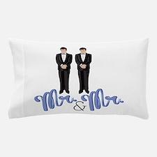 Mr.& Mr. Pillow Case