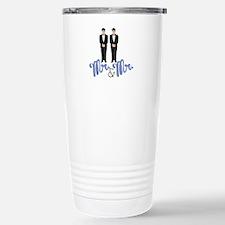Mr.& Mr. Travel Mug