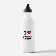 I love Jennings Louisi Water Bottle
