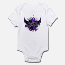 Anorexia Awareness 16 Infant Bodysuit